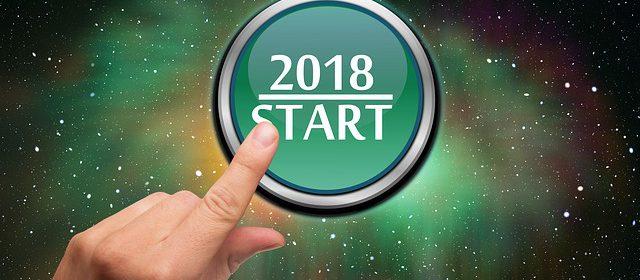 Willkommen im Jahr 2018